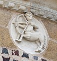 Sagittarius Saint-Austremoine Issoire.jpg