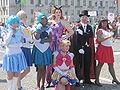 Sailor Moon cosplayers at 2010 NCCBF 2010-04-18.JPG