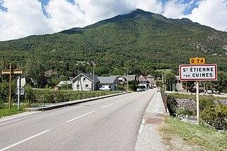Saint-Étienne-de-Cuines Commune in Auvergne-Rhône-Alpes, France