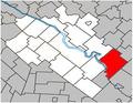Saint-Félix-de-Kingsey Quebec location diagram.PNG