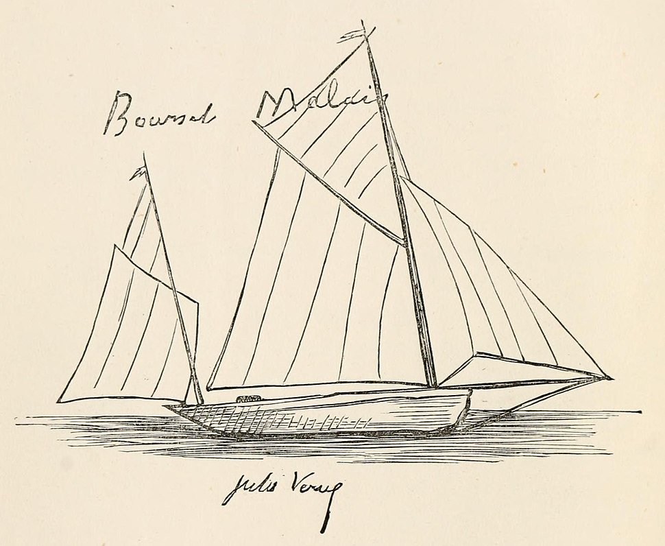 Saint-Michel sketch