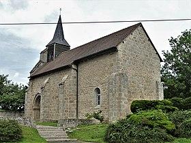 église écly GR12 Section 1
