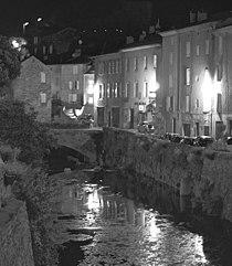 Saint André de Valborgne, la nuit..jpg