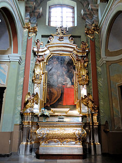 Saint Anne church in Lubartów - Interior - 19.jpg