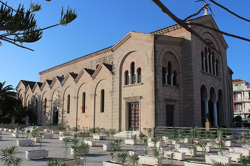 Saint Dionysios Cathedral %E2%80%93 Zakynthos %E2%80%93 Greek %E2%80%93 01.jpg