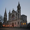 Saint Paul Cathedral in Pittsburgh as seen from Craig St in 2016.jpg