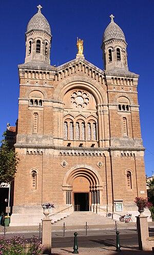 Saint-Raphaël, Var - Image: Saint Raphael Notre Dame de la Victoire