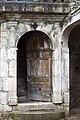 Sainte Eulalie de Cernon-Porte de maison du XVII° s-20130515.jpg