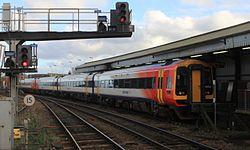 Salisbury - SWT 159103+158882 slow London service.JPG