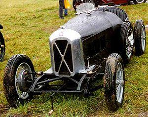 Salmson - Salmson Grand Prix 1927