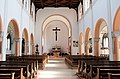 Salzburg - Itzling - Pfarrkirche St. Antonius Innenansicht - 2019 08 01 - 1.jpg