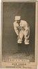 Sam Wise, Boston Beaneaters, baseball card portrait LCCN2007685649.tif