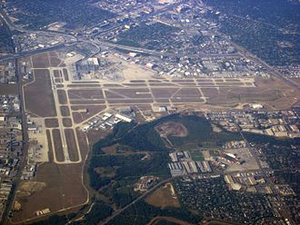 San Antonio International Airport - Image: San Antonio International airport