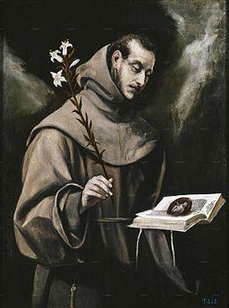 San Antonio de Padua (El Greco)