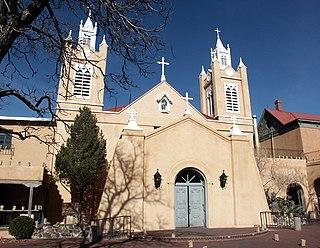 Albuquerque metropolitan area metropolitan area in central New Mexico