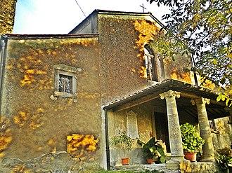 Vicchio - Image: San Lorenzo in Villore facade 1
