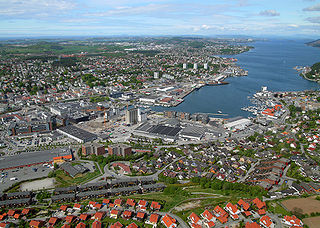 Municipality in Rogaland, Norway