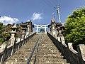 Sando of Sueyama Shrine.jpg