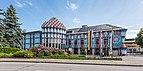 Sankt Veit an der Glan Prof.-Ernst-Fuchs-Platz 1 Kunsthotel Fuchspalast 18052018 3244.jpg