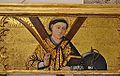 Sant Vicent màrtir (detall) de Francesc d'Osona, museu catedralici de Sogorb.JPG