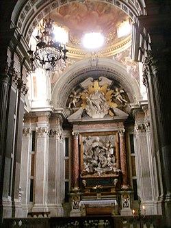 Santa Maria del Carmine, cappella corsini 1