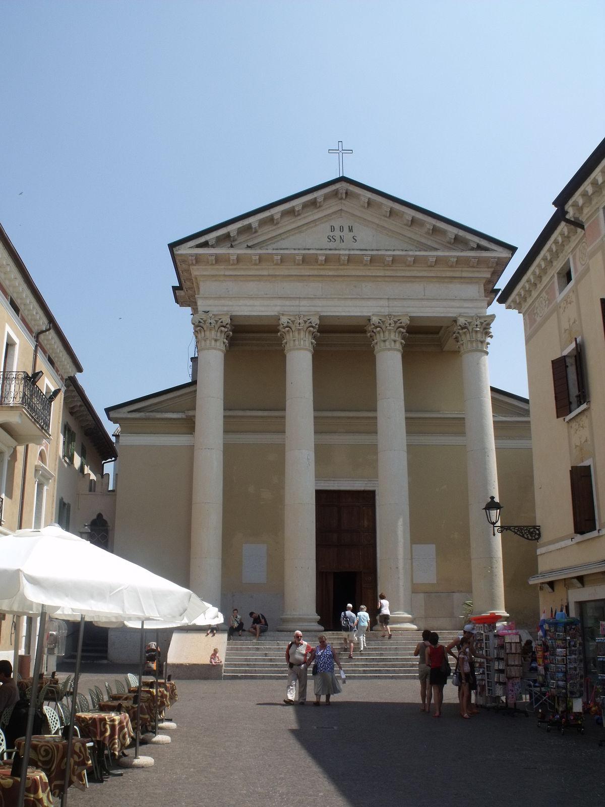 Church of San Nicolò and San Severo (Bardolino) - Wikipedia