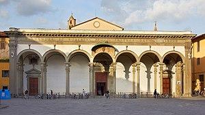 Santissima Annunziata, Florence - Santa Annunziata.