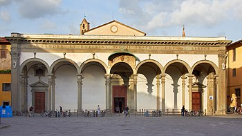 Image result for santissima annunziata florence