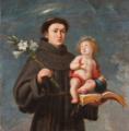 Santo António com o Menino - Escola Portuguesa, séc. XVIII.png