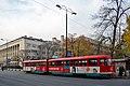 Sarajevo Tram-206 Line-5 2011-11-08.jpg