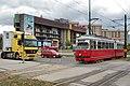 Sarajevo Tram-715 Line-4 2011-10-20 (2).jpg