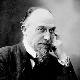 Erik Satie (foto: Bibliothèque nationale de France)