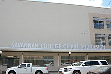 Savannah College of Art and Design. Savannah, GA, US.JPG