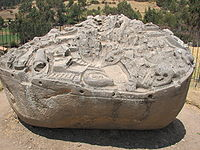 Sayhuite Archaeological site - rock sculpture.jpg
