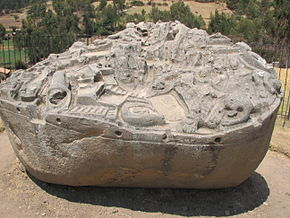 Sayhuite Archaeological site - rock sculpture.jpg