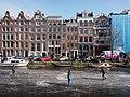 Schaatsen op de Prinsengracht in Amsterdam foto 9.jpg