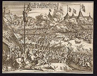 Battle of Olasch Battle in the Great Turkish War