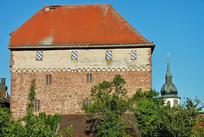 File:Schleglerschloss Heimsheim - panoramio.jpg