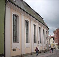 Schwerin Propsteikirche Strasse.jpg
