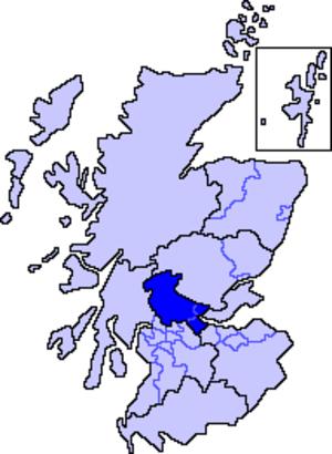 Central Scotland Police - Image: Scotland Police Central