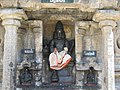 Sculpture of Brahma, Tamil Nadu.jpg