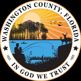 Washington County, Florida - Image: Seal of Washington County, Florida