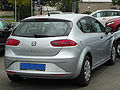 Seat Leon 1.4 Reference (1P) Facelift rear 20100731.jpg