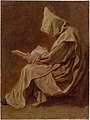 Seated Carthusian Holding an Open Book MET DT8807.jpg