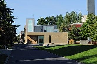 Seattle University - Chapel