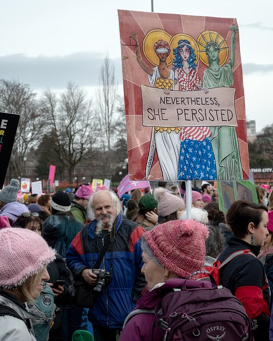 Seattle Women's March 2019 (46082464254).jpg