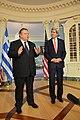 Secretary Kerry and Greek Foreign Minister Venizelos Address Reporters (11999476805).jpg