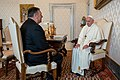 Secretary Pompeo Meets with Pope Francis (48841229676).jpg