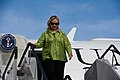 Secretary of State Hillary Clinton Arrives in Bali (6353133027).jpg