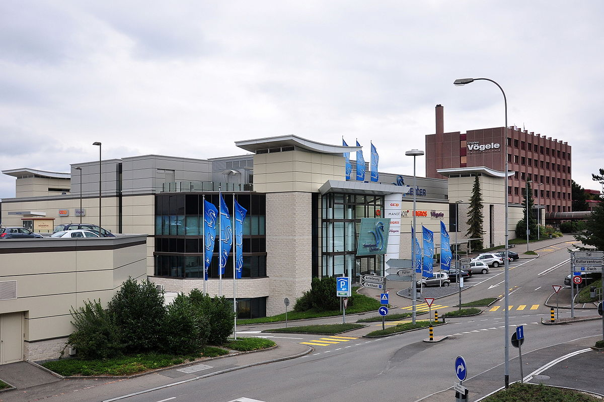 Seedamm Center Wikipedia